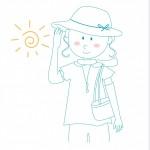 注意!うっかり日焼け止めを塗り忘れる部分