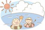 海で楽しく遊ぼう!海水浴で必要な持ち物