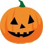 ハロウィン かぼちゃお化け