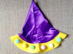 ハロウィン 100円ショップで簡単手作り衣装