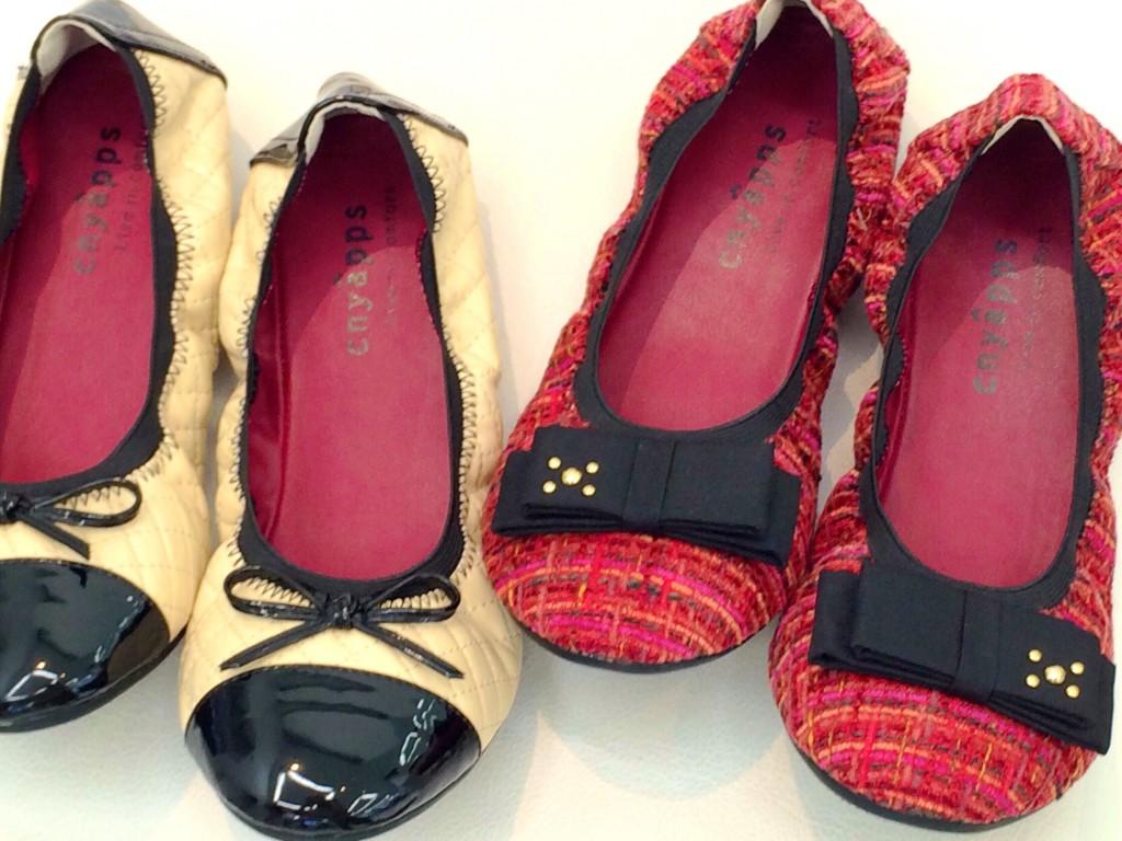 フェリシモの靴