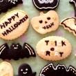 ハロウィン 型抜きクッキー