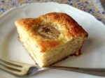 アーモンドパウダーで♪混ぜるだけの簡単美味しいバナナケーキ