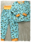 着心地がよくて暖かい♪ベルメゾンの子供用パジャマ