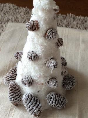 100円ショップ クリスマスツリー