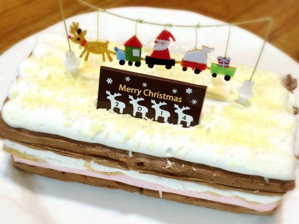 エール・エル クリスマスケーキ