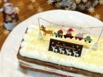 想像以上に美味しかった!エール・エルのクリスマスケーキ