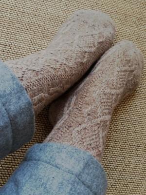 靴下重ね履き