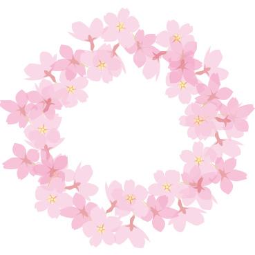 桜のアイテム