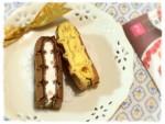 チョコ味も春らしさも!エール・エルの2月のワッフル